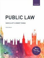 Public Law by Mark Elliott 9780198765899 | Brand New | Free UK Shipping