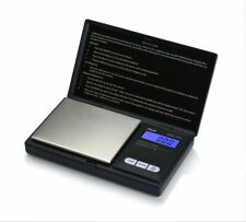 AMERICAN WEIGHTSCALES AWS-1KG-BLK American Weigh 1KG Digital Pocket Scale 100...
