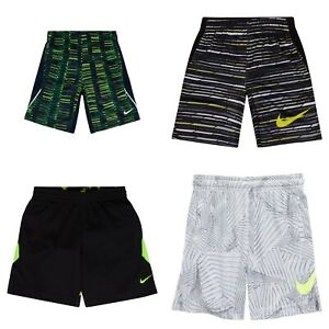 New Nike Little Boys Athletic Shorts Choose Size and Color