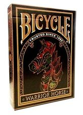 Bicycle Warrior Horse Deck, New