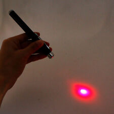 5mW 650nm Red Light Laser Pointer Pen Continuous Line Visible Beam Presentation