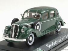 Skoda Superb 913 1938 Green 1:43 ABREX 143ABH904HP