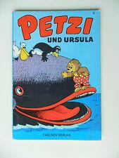 1 x Carlsen Comic: Petzi n. 2-e Ursula | 16. edizione | Z 2 -