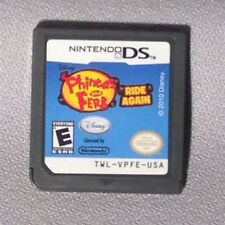 GAME NINTENDO DS Phineas and Ferb Ride Again DSi NDS lite i dsixl xl 3 D 3D 3DS