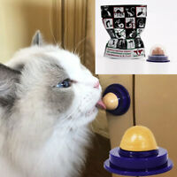 Cat Snack Cat Sugar Candy Catnip Lick Solid Nutrition Energy Ball Toys Acces