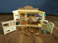 Sylvanian Families Forest Kitchen Koala Family Doll etc Vintage Calico Critters
