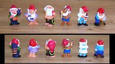 Lot de 6 figurines Kinder Nains
