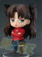 Anime Nendoroid Fate/stay night Tohsaka Rin PVC Action Figure Toys 10cm