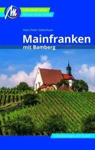 REISEFÜHRER Main-Franken Würzburg Kitzingen  wie neu ungelesen, Michael Müller