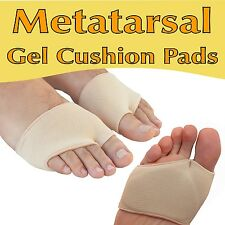 Metatarso Gel Cojín-BOLA DEL COJÍN DEL PIE Shock Absobing dolor Morton neuroma