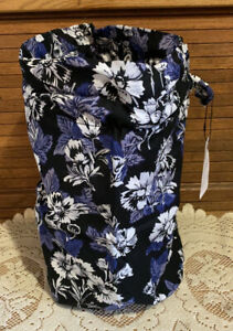 Vera Bradley Ditty Bag in Frosted Floral - NWT -