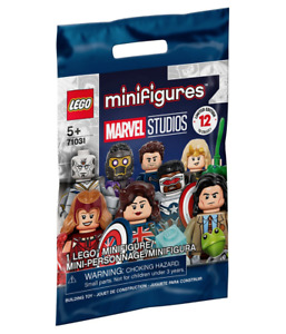 Lego Marvel Studios - Minifigure Series 1  - Pick The Character  - 71031  - AU