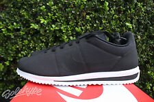 NIKE CORTEZ ULTRA SZ 11 BLACK COOL GREY WHITE 833142 005