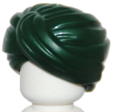 LEGO® Turban Ninja Zubehör für Figur 18822 helmet DkGreen 6159502 NEU