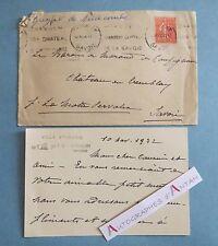 CVAS 1932 GREYFIE DE BELLECOMBE Chambéry > famille de MORAND La Motte Servolex