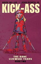 Kick-Ass The Dave Lizewski Years book 2 Mark Millar John Romita Jr Tpb Image $17