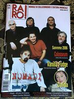 RARO! 176 Magazine about discography ps NOMADI Sanremo Dalida Colosseum