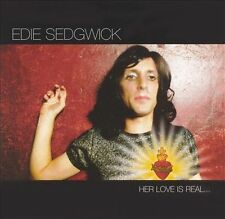 Her Love Is Real... But She Is Not by Edie Sedgwick (Band) (CD, Mar-2005, DeS...