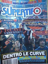 Supertifo 24 2002 Ultras Acireale Catanzaro Grossetto