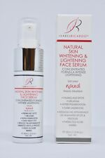 DARK SKIN WHITENING & LIGHTENING SERUM WORKS FAST GET RESULTS 30ML SERUM BOTTLE