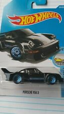 Porsche 934.5 #320 * BLACK * 2017 Hot Wheels Case P & Q
