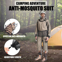 Mosquito-proof Jacket Pants Gloves Lightweight High-density Mesh Outdoor Sports