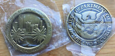 TSA - Miami Intl. Airport - FSD - COIN OF RECOGNITION challenge coin