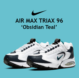 Nike Air Max Triax 96 Obsidian Teal Men's Retro Shoe Sneakers CT1104 size 10 11