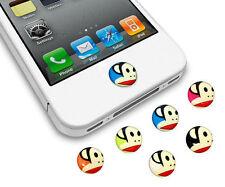 Étuis, housses et coques multicolore en silicone, caoutchouc, gel pour téléphone mobile et assistant personnel (PDA) Apple