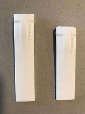 Original Tissot T-Race Men's White Rubber Strap Watch Band w/ Pins for T048417A