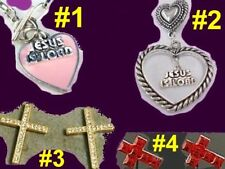 Unbranded Enamel Silver Plated Fashion Charms