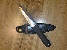 Reduced! Rare SOG Pentagon Seki Japan Collectable boot knife dagger fixed blade
