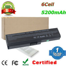 Batterie pour TOSHIBA Satellite L310 L311 C650D C655 C655D C660 C660D C670 C670D