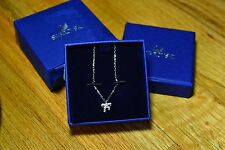 Authentic Swarovski Treasure: Pendant Heart Bow Mini 5055953