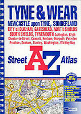 """VERY GOOD"" A-Z Tyne and Wear Street Atlas (A-Z Street Maps & Atlases), Geograph"