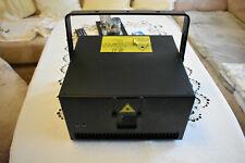 7W RGB Laser 40kpps Showlaser ILDA, DMX, AUTO, Sound, SD-Card incl. Case