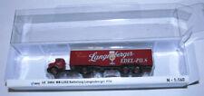 LEMKE MINIS SCALA N AUTOARTICOLATO MB L322 LANGENBERGER EDEL-PILS  ART. LC 3464