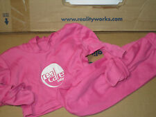 ONE USED- RealCare RealityWorks Doll Female Pink Oufit BTIO Baby think it over