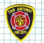 Fire Patch - San Antonio Fire Dept