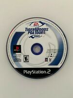 Tiger Woods PGA Tour 2001 (PS2 Playstation 2) WORKS / NO TRACKING / DISC ONLY