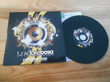CD Pop FunkeLakeBosa - 21st Century Funk (16 Song) PEPPERMINT PARK cb