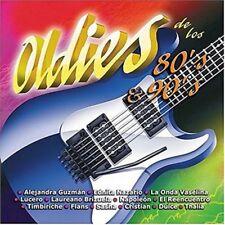 Timbiriche, Flans, Alejandra Guzman Oldies de los 80s y 90s  CD New