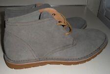 Born Crown Mens Boots Sz 8 used/Unworn Great Cond. Light Blue/ Grayish Blue