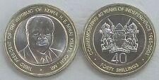 Kenia / Kenya 40 Shillings 2003 p33 unz.