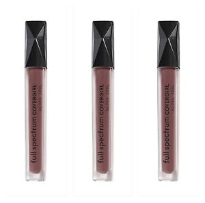 Covergirl Full Spectrum Gloss Idol Lip Gloss, FS115 Snatched, 3 Pack