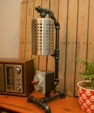 Handcrafted Industrial Steampunk Style, Home,Desk,Table Lamp,Home Decor,Lighting