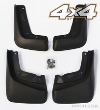 For Volvo XC90 2003 - 2015 Mud Flaps Mud Guards set of 4 front and rear