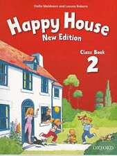 Oxford HAPPY HOUSE 2 Class /Pupil's Book /Coursebook NEW EDITION @NEW@