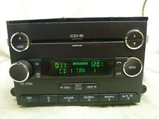 06-13 Ford Expedition E250 E150 F250 F350 Radio 6 Cd MP3 9E51-18C815-AA AAL36