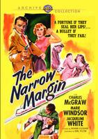 The Narrow Margin [New DVD] Manufactured On Demand, Mono Sound